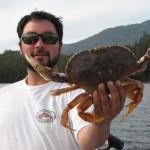 shellfish in Prince Rupert BC