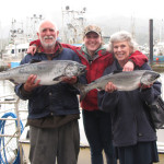Family Fishing in Prince Rupert BC