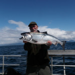 Nice Catch - BC Salmon Fishing