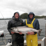 Salmon Fishing in Prince Rupert BC