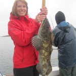 prince rupert BC big ling cod
