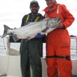 Prince Rupert, Chinook, Salmon