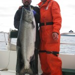 Chinook, Prince Rupert, fishing, BC