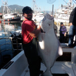 prince rupert bc huge halibut sunset charters