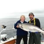 prince rupert salmon, tyee