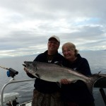 salmon fishing, prince rupert