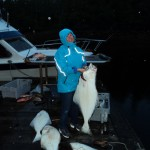 halibut fishing, prince rupert, BC